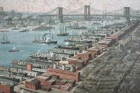1911 brooklyn docks